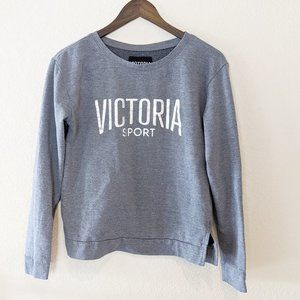 Victoria's Secret Sport Grey Sweatshirt Small